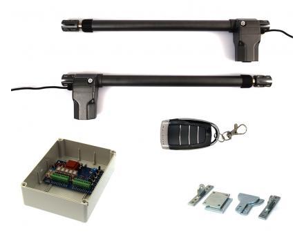 Автоматика для распашных ворот Edinger E4