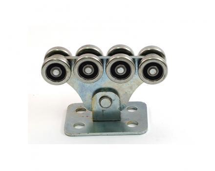 Фурнитура для откатных ворот «Світ Воріт™» STANDART 501S (4 мм)